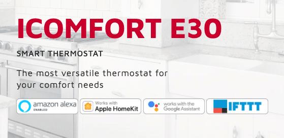 Lennox iComfort E30 Thermostats | Ainsworth AC