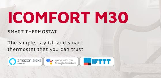 Lennox iComfort M30 Thermostats | Ainsworth AC