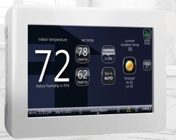Lennox iComfort Wi-Fi Thermostats | Ainsworth AC