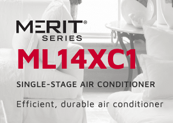 Lennox 14XC1 Air Conditioner | Ainsworth AC