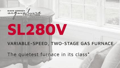 Lennox SL280V Furnace | Ainsworth AC