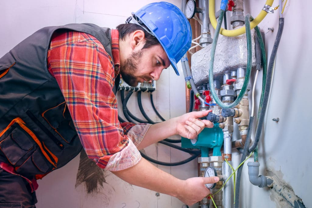 heat pump maintenance in Dayton, TX
